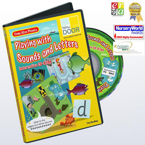 Come Alive Phonics ‐ Playing with Sounds and Letters