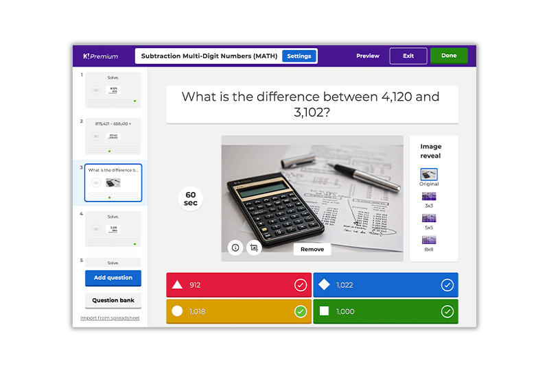 Kahoot Premium For School Etc Educational Technology Connection Hk Ltd