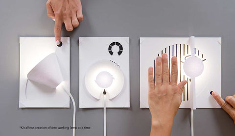 Electric Paint Lamp Kit