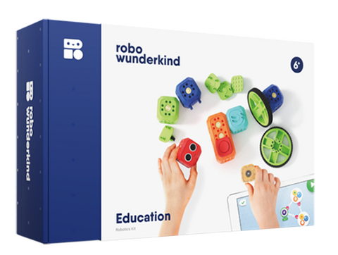 Robo Wunderkind Teacher Training Course 老師培訓課程 (3 hrs)