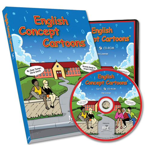 English Concept Cartoons®