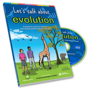 Let's Talk about Evolution