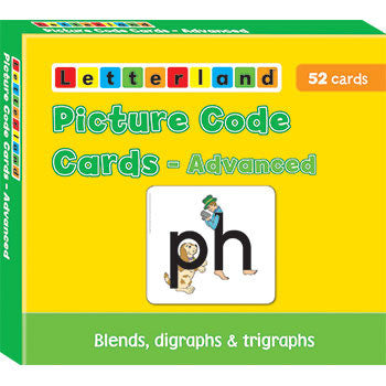 Advanced Picture Code Cards