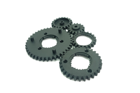 Gear wheels, T15/ T20/ T30/ T40