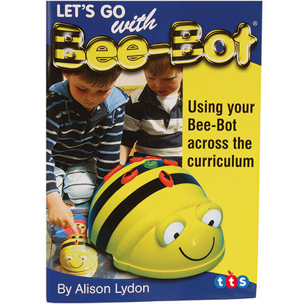 Let's Go with BeeBot Activity Book