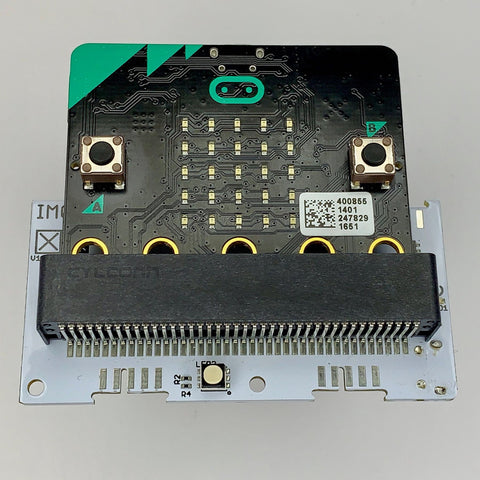 micro:bit interface for XinaBox chips with SD card slot