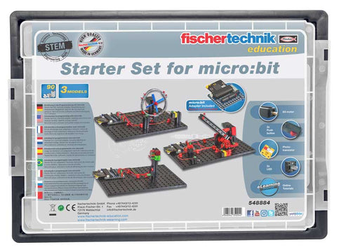fischertechnik Starter Set for micro:bit
