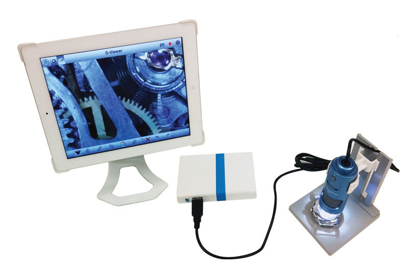 WiFi Station for SmartMicroscope 5M