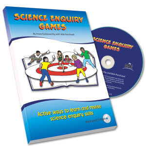 Science Enquiry Games age 8-12