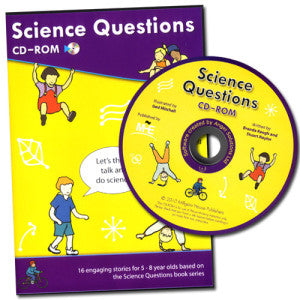 Science Questions: Concept Cartoon Stories