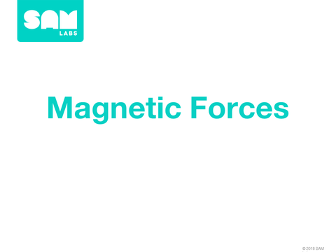 2.6 磁力 Magnetic Force