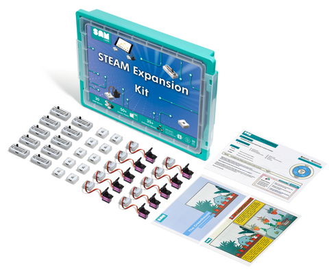 SAM Labs STEAM Expansion Kit