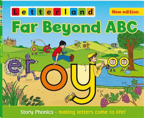 Far Beyond ABC Book - new edition!