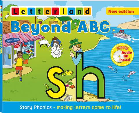 Beyond ABC book with Audio CD