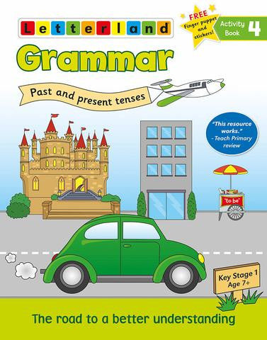 Grammar Activity book 4 - past and present tense