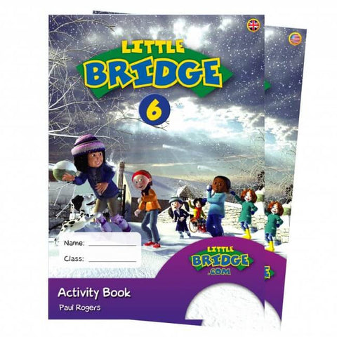 Little Bridge Pupil's Activity Books 6