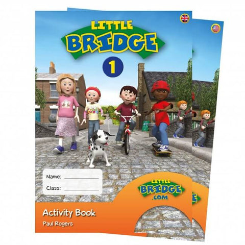 Little Bridge Pupil's Activity Books 1