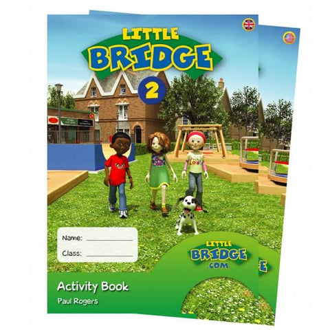 Little Bridge Pupil's Activity Books 2