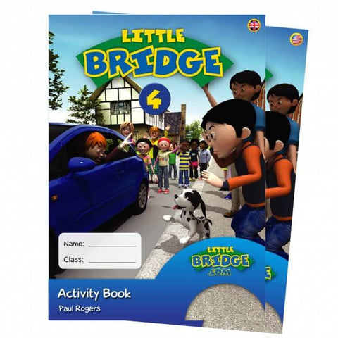 Little Bridge Pupil's Activity Books 4