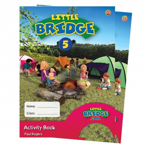 Little Bridge Pupil's Activity Books 5
