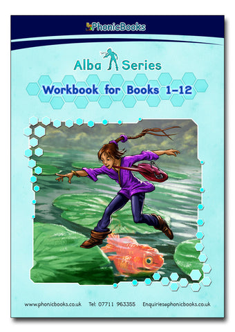 AL2 - ALBA Series Workbook