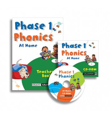 Phase 1 Phonics ‐ At Home (Disc 1)