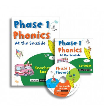 Phase 1 Phonics ‐ at the Seaside (Disc 3)
