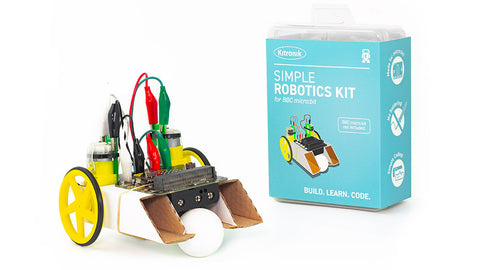 Simple Robotics Kit (for the micro:bit)