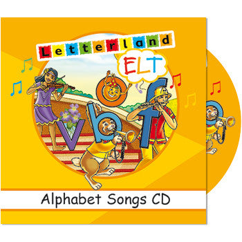 ELT Alphabet Songs CD