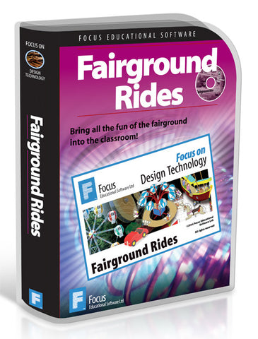 Focus on Fairground Ride