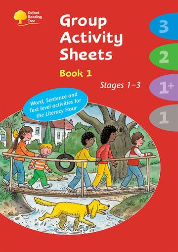 ORT Stage 1-3 Group Activity Sheets Book 1