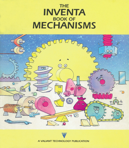 Inventa Book of Mechanism