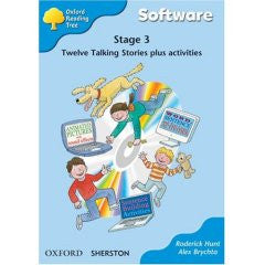 ORT Stage 3 Talking Stories CD-Rom (12 stories)