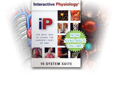 Interactive Physiology online  - 10 body systems