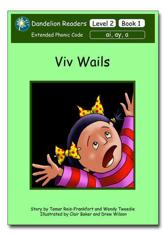 DR14 - Level 2 'Viv Wails'