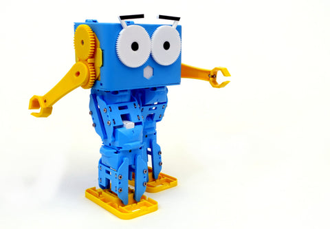 Marty the Robot (Scratch 3/ Micro:bit)