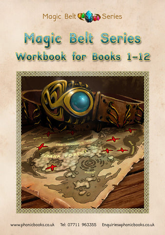 MB3 - Magic Belt Series Workbook