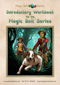 MB2 - Introductory Workbook for the Magic Belt Series
