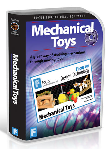 Focus on Mechanical Toys