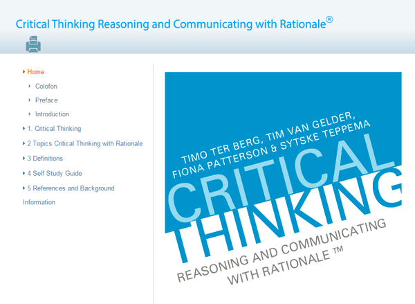 Learn think argue empathize and communicate well tagged teach critical thinking and argument mapping fandeluxe Image collections