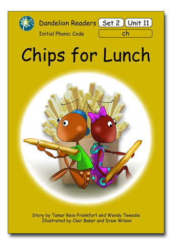 UNITS 11-20 » DR5 - Set 2 'Chips for Lunch'
