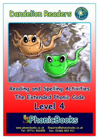 WR20-Level 4 Reading & Writing Activities Photocopy-master