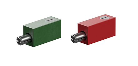 fischertechik Plug (cable connector), red or green