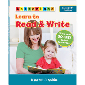 Letterland Parent's Guide -  Learn to Read & Write