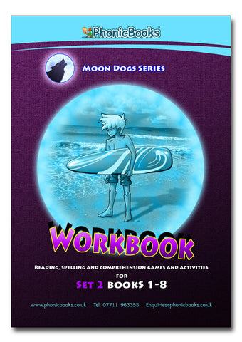 WMD2 - Moon Dogs Workbook set 2