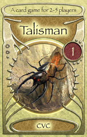 TG1 - Talisman Card games CVC