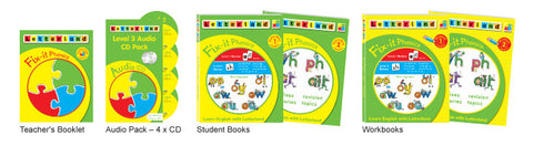 Level 3 Fix-it Phonics -  Teacher Set