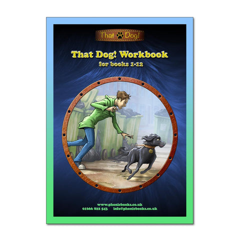 TM2 - That Dog!  Workbook