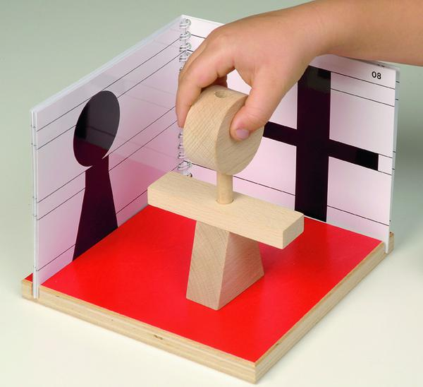 Dusyma German toys:  Spatial thinking
