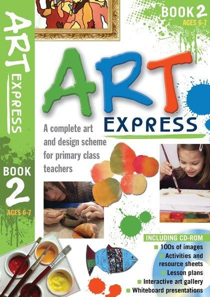 Art Express lesson plans